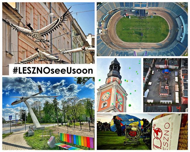 akcja LESZNOseeUsoon - leszno.pl