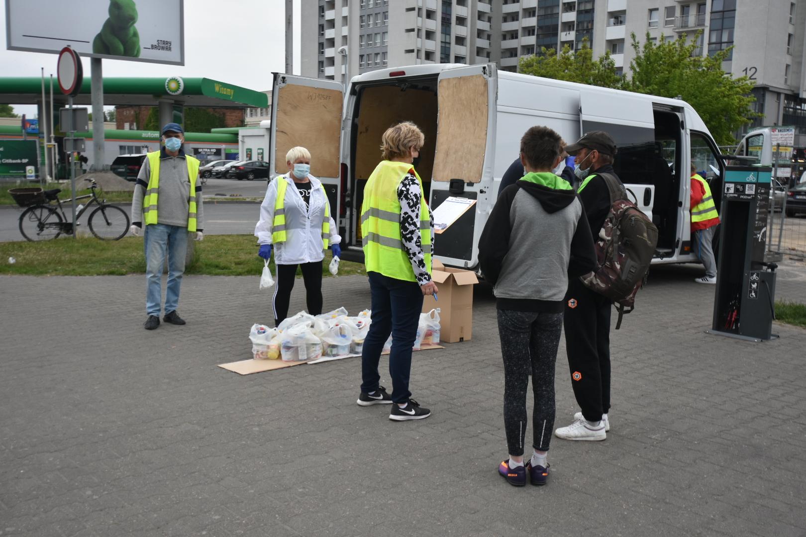 stowarzyszenie pogotowie społeczne pomoc bezdomnym - Wojtek Wardejn