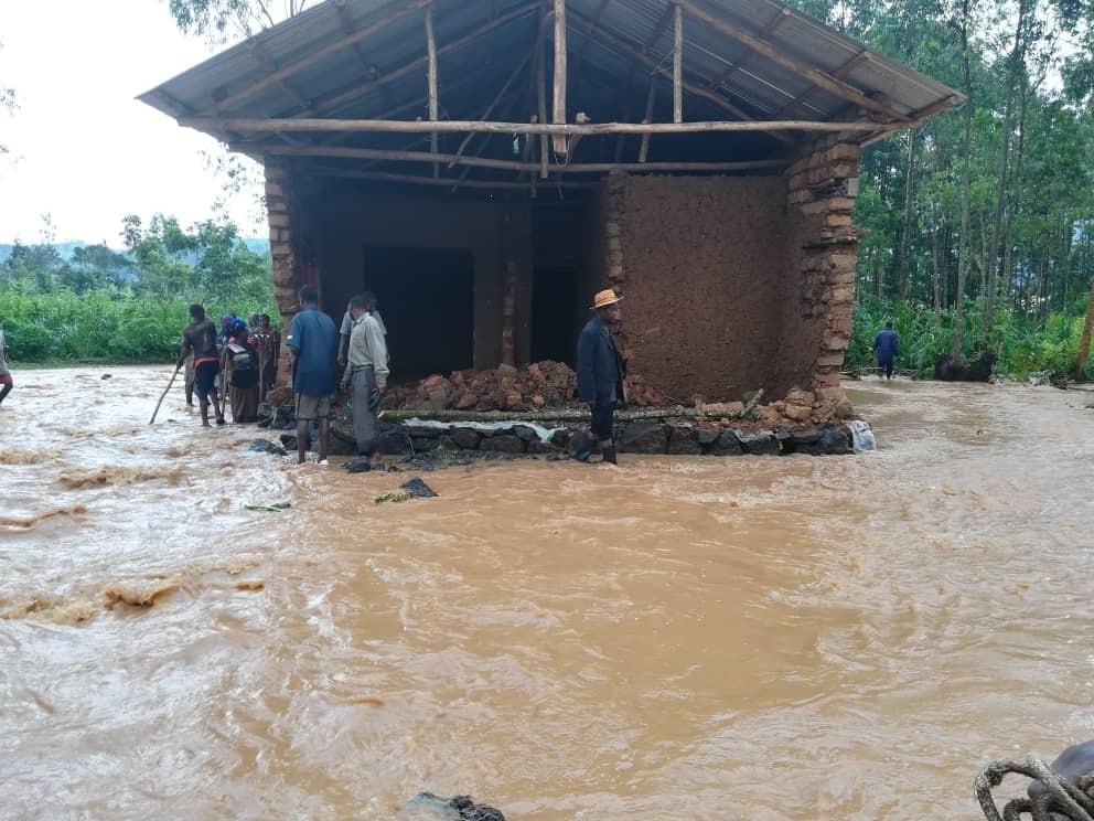 afryka powódź - MAITRI