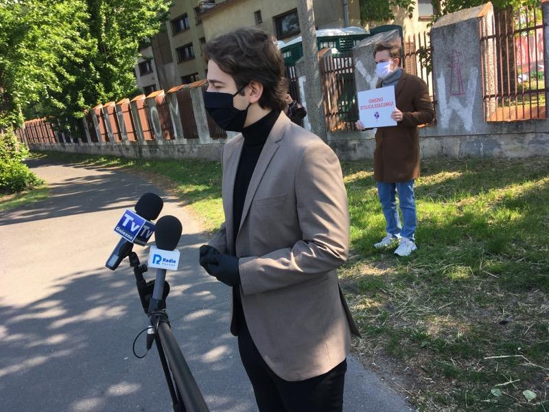 młodzież lewica i prawica gniezno - Rafał Muniak