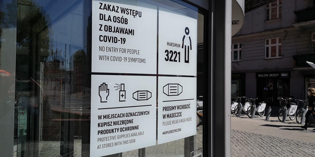 covid zakaz wstępu koronawirus obostrzenia - Wojtek Wardejn - Radio Poznań