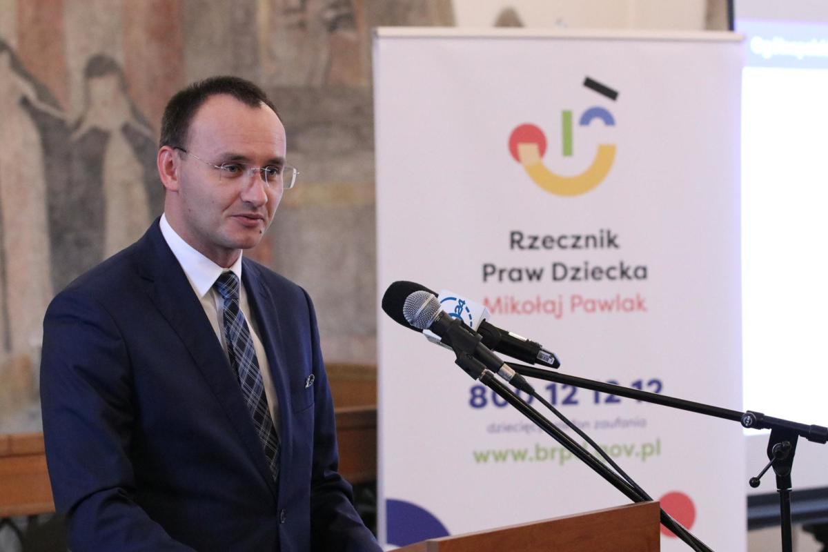 rzecznik praw dziecka mikołaj pawlak - brpd.gov.pl