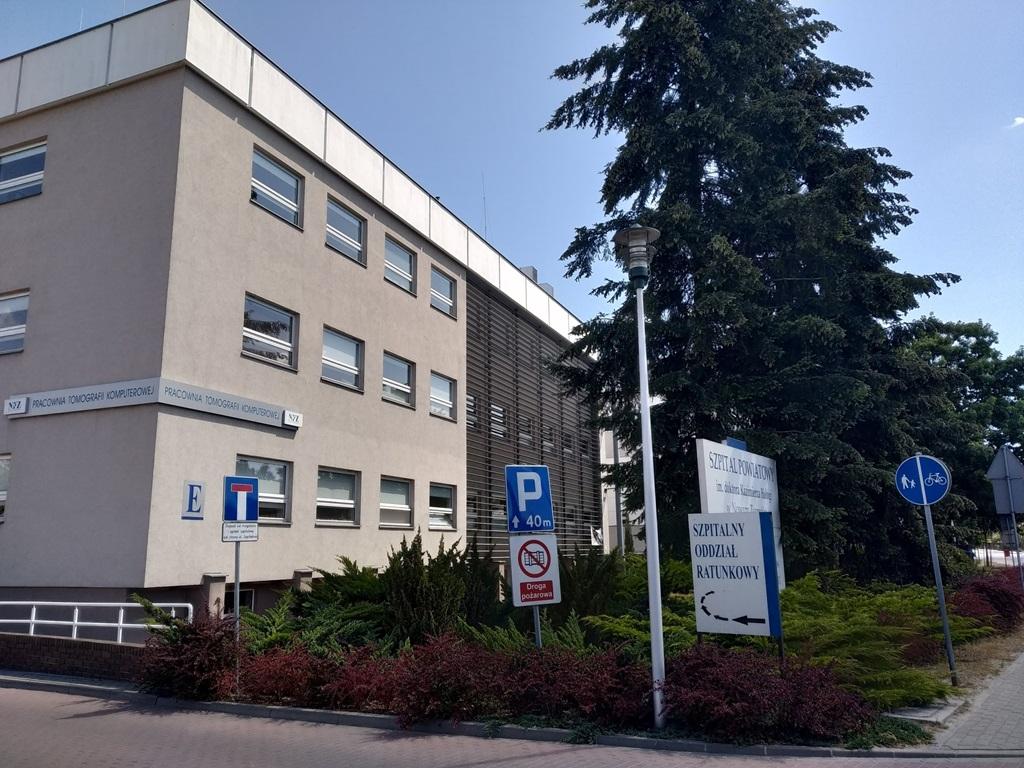 szpital nowy tomyśl - Kacper Witt