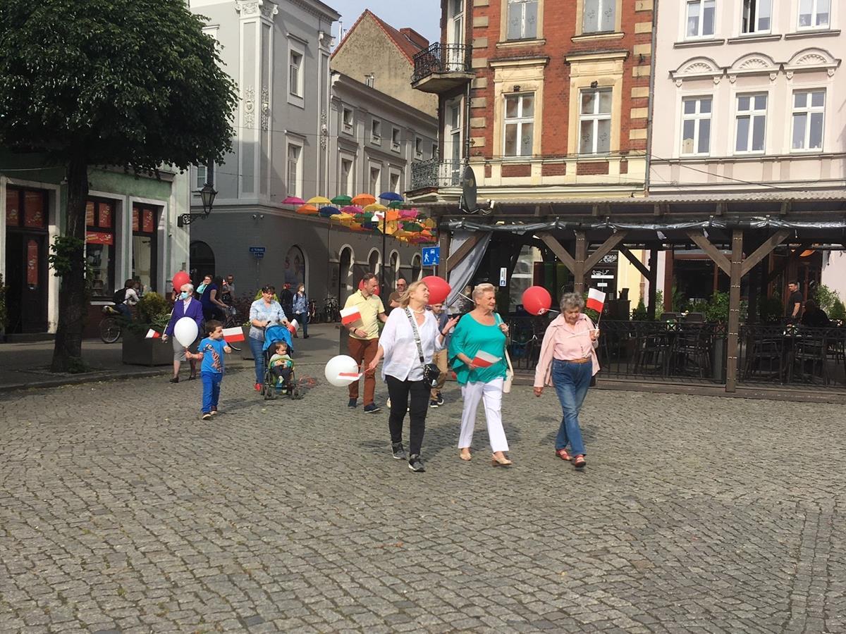 obywatelski spacer wolności leszno - Jacek Marciniak - Radio Poznań