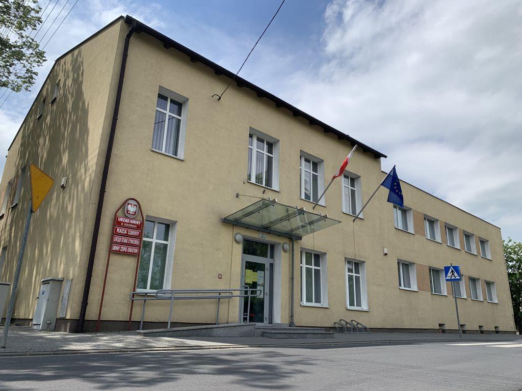 urząd gminy duszniki 2 - Kacper Witt