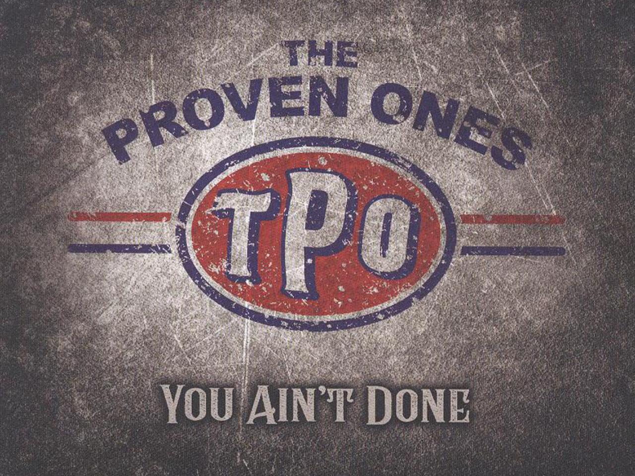 the proven ones - Okładka albumu