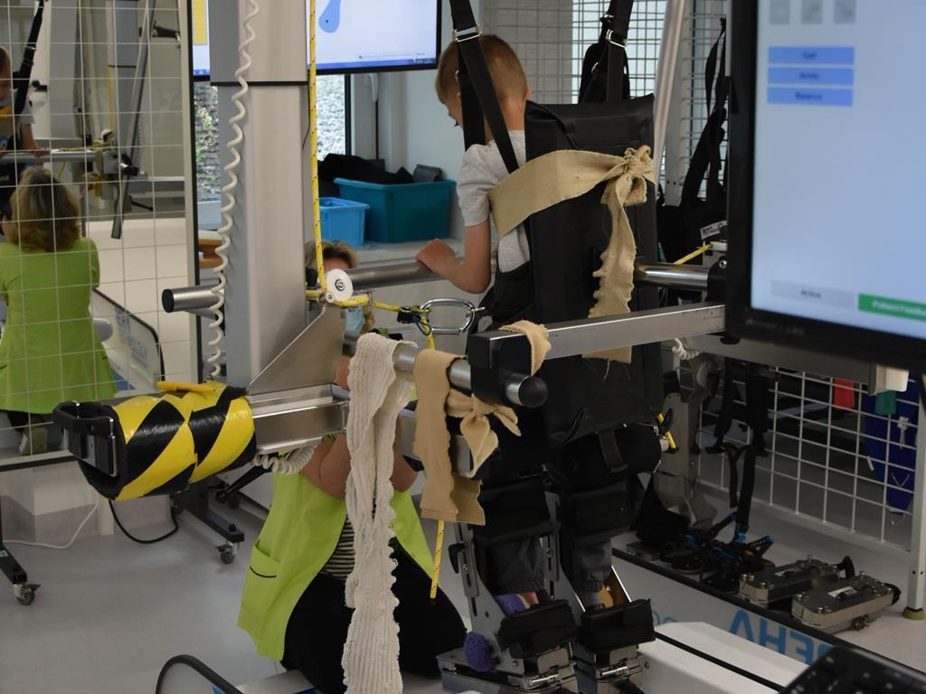 rehabilitacja  Szpital Degi  - Materiały prasowe