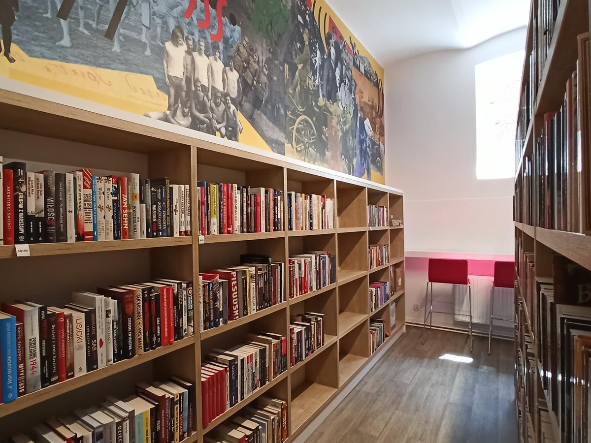 biblioteka kalisz  - Danuta Synkiewicz - Radio Poznań