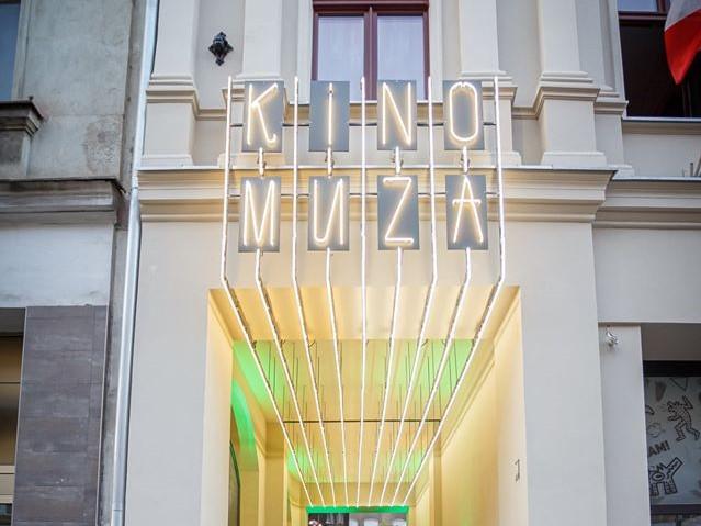 Kino Muza w Poznaniu - FB: Kino Muza w Poznaniu