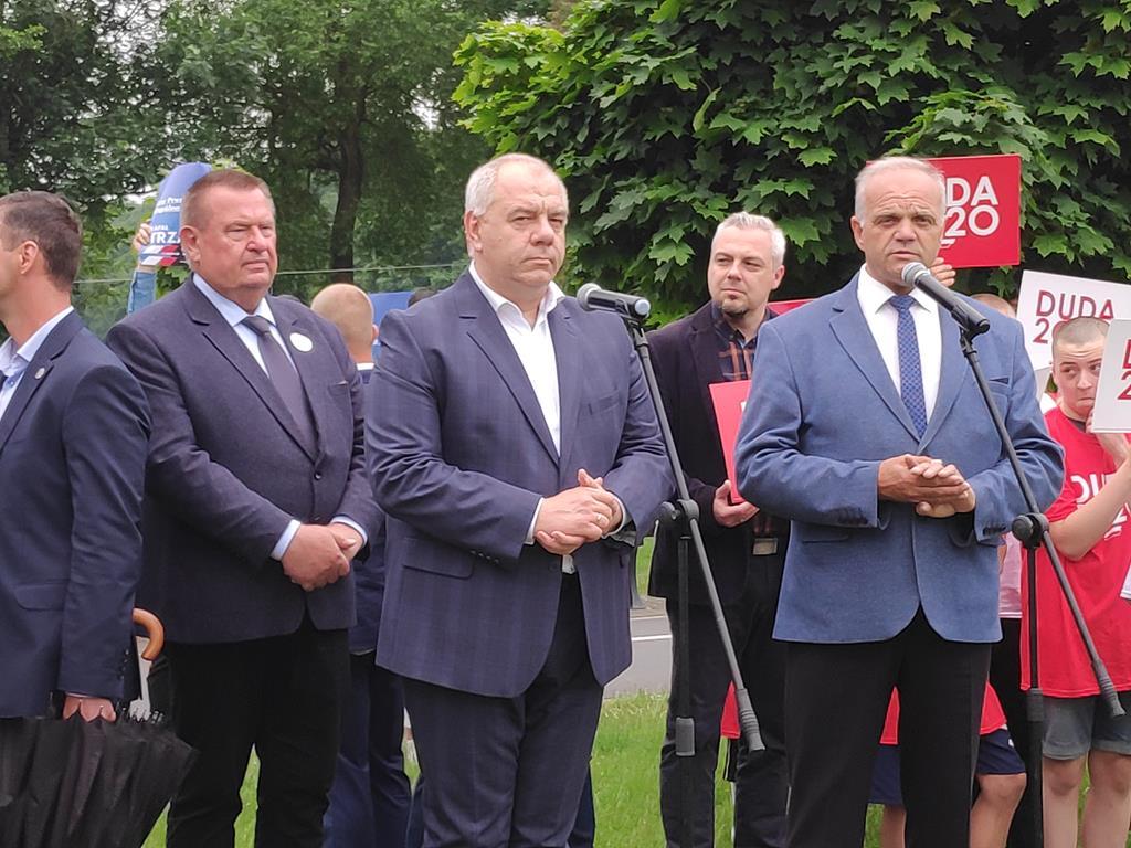 jacek sasin złotów - Przemysław Stochaj
