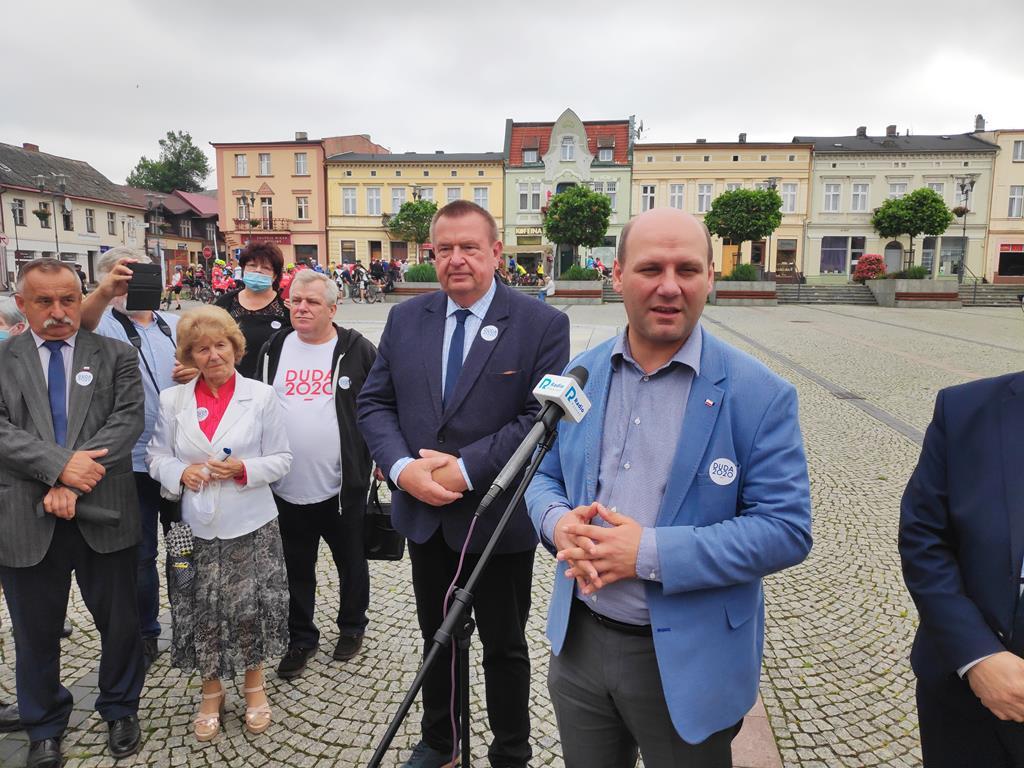 Szymon Szynkowski vel Sęk  w Czarnkowie - Przemysław Stochaj