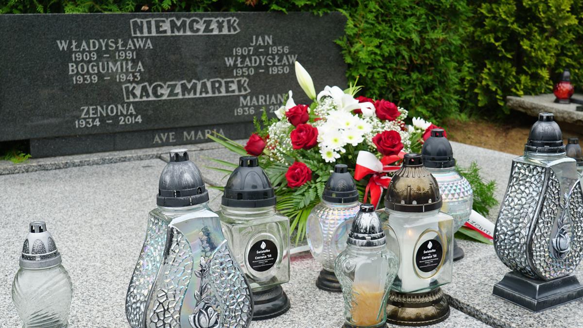 niemczyk czerwiec 56 światełko dla czerwca  - Wielkopolskie Muzeum Niepodległości