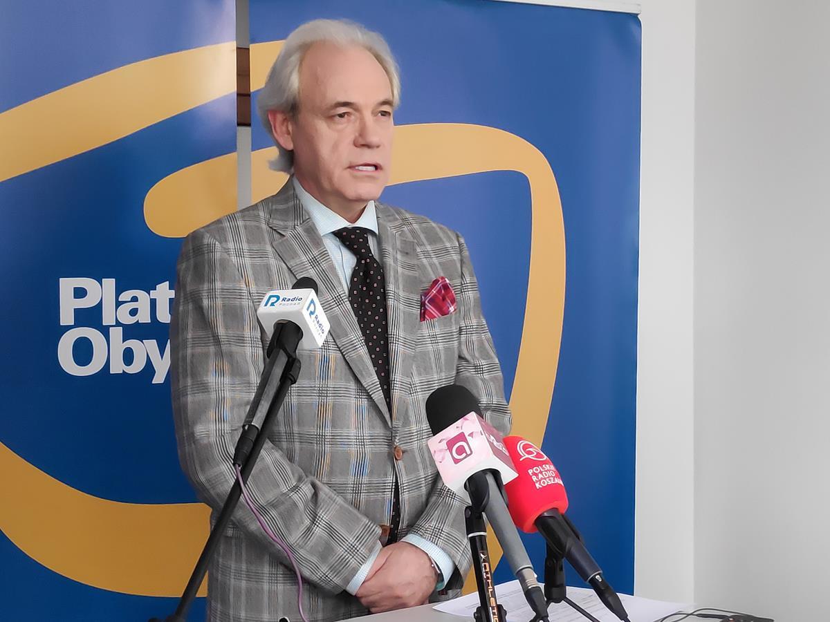 adam szejnfeld - Przemysław Stochaj - Radio Poznań