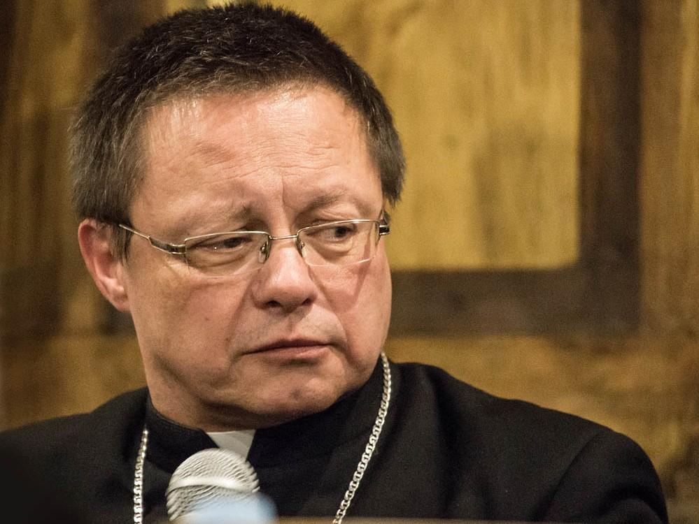 Metropolita Łódzki Abp Grzegorz Ryś  - Wikipedia/Adam Walanus