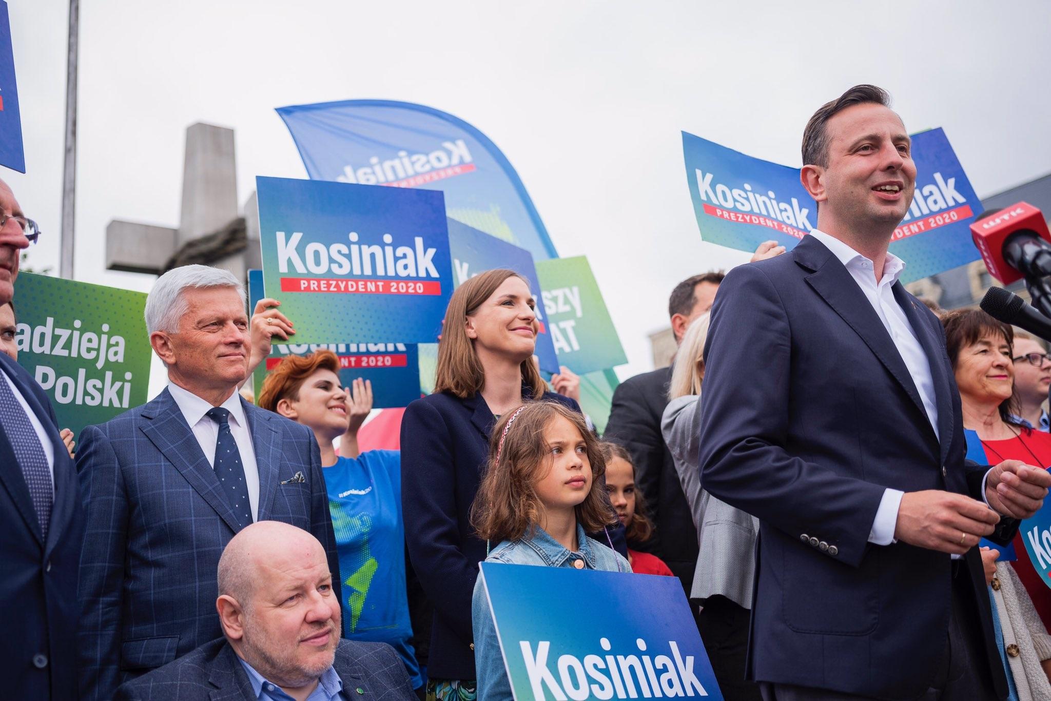 Kosiniak-Kamysz leszno - TT: Władysław Kosiniak-Kamysz
