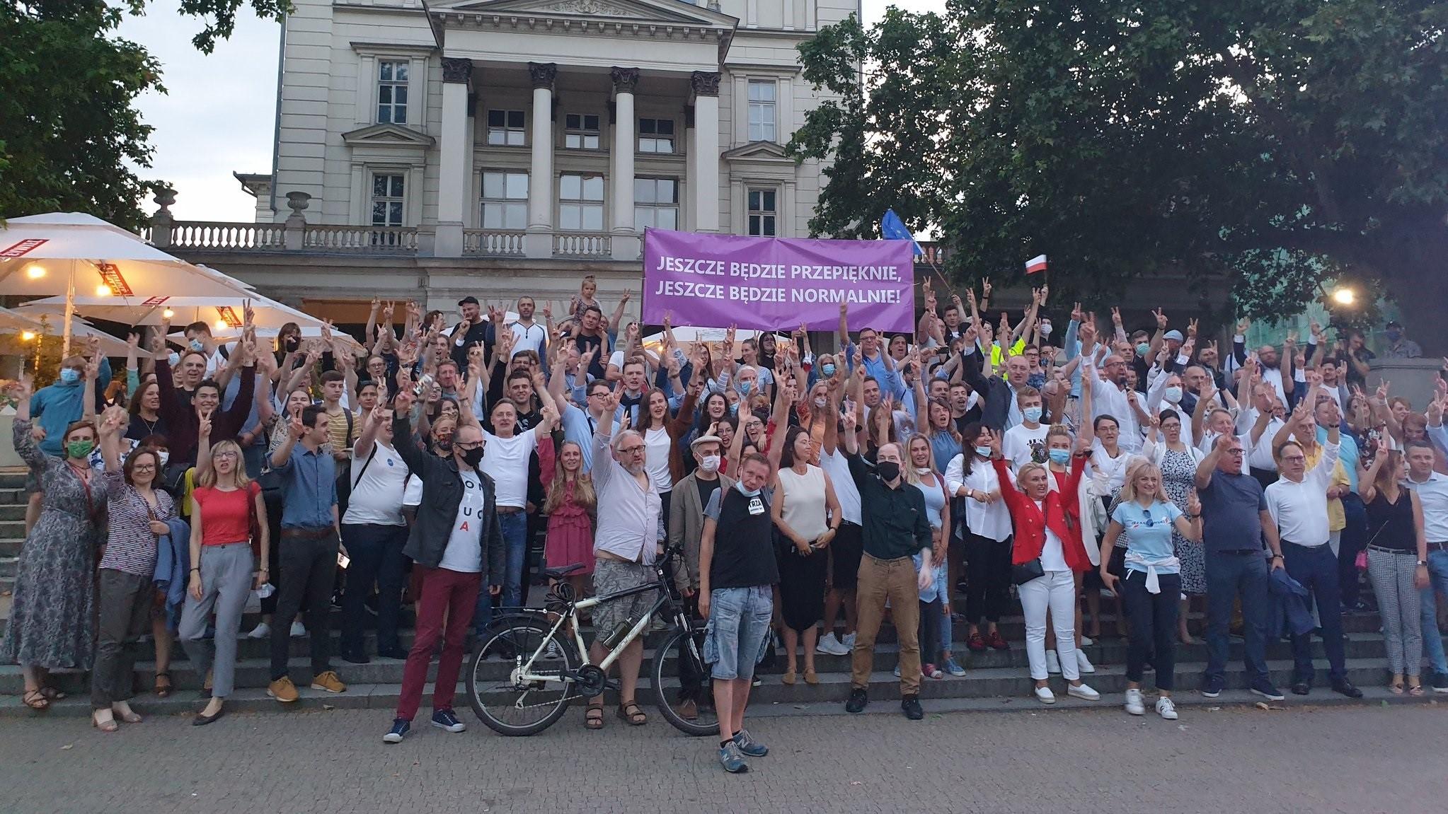 sztab po poznań - Platforma Obywatelska Poznań