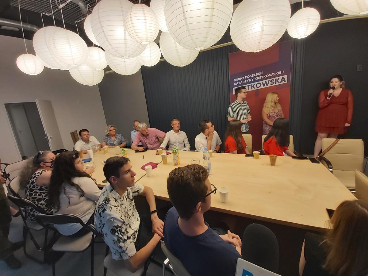 lewica sztab wyborczy - Krzysztof Polasik - Radio Poznań