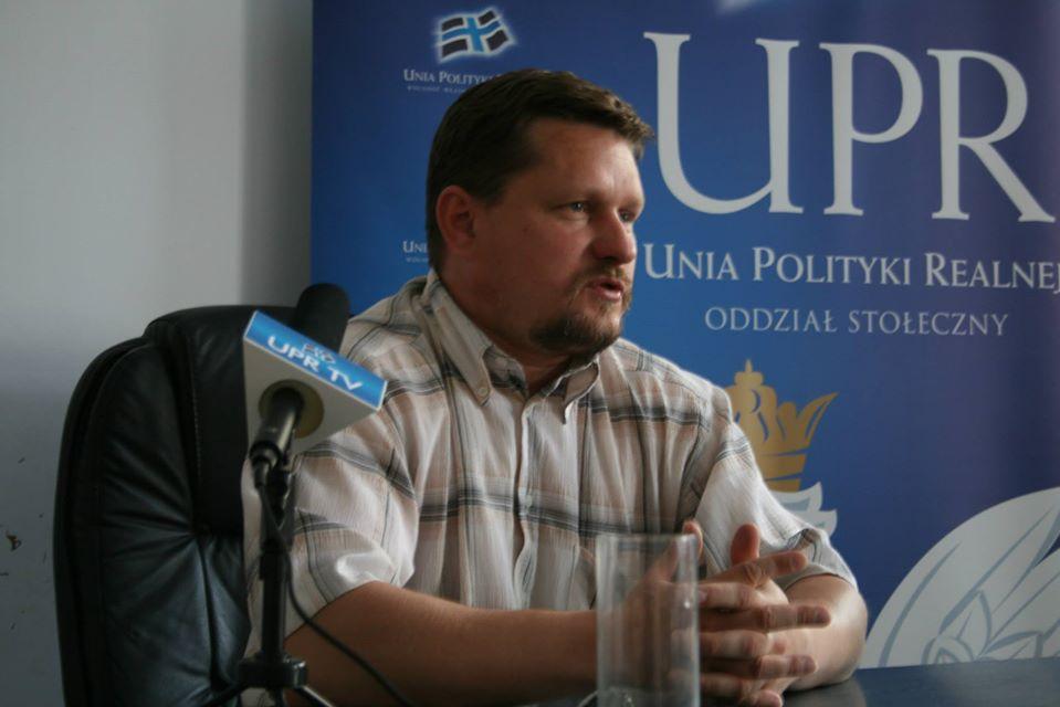 Bartosz Józwiak (Prezes UPR) - Bartosz Józwiak (Prezes UPR)