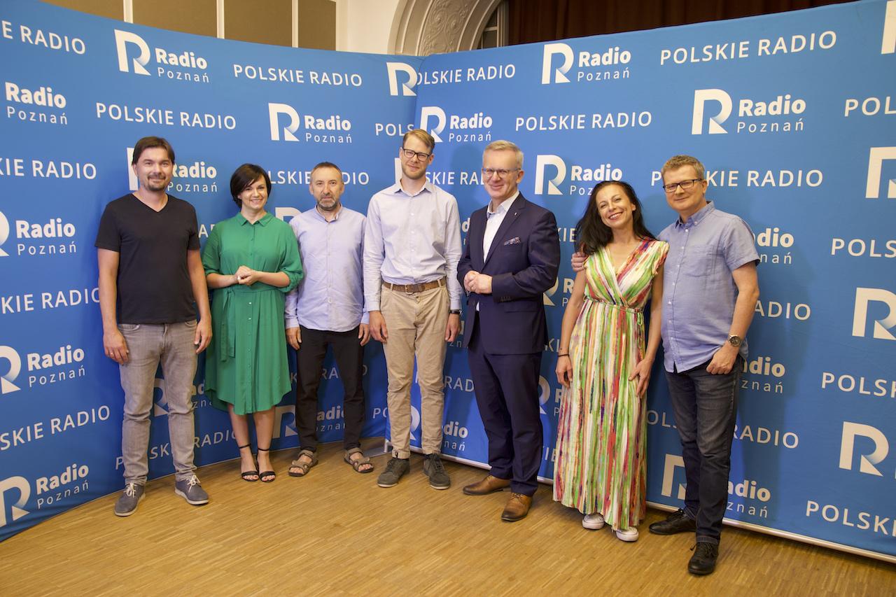nowa ramówka radio poznań lato 2020 - Leon Bielewicz - Radio Poznań