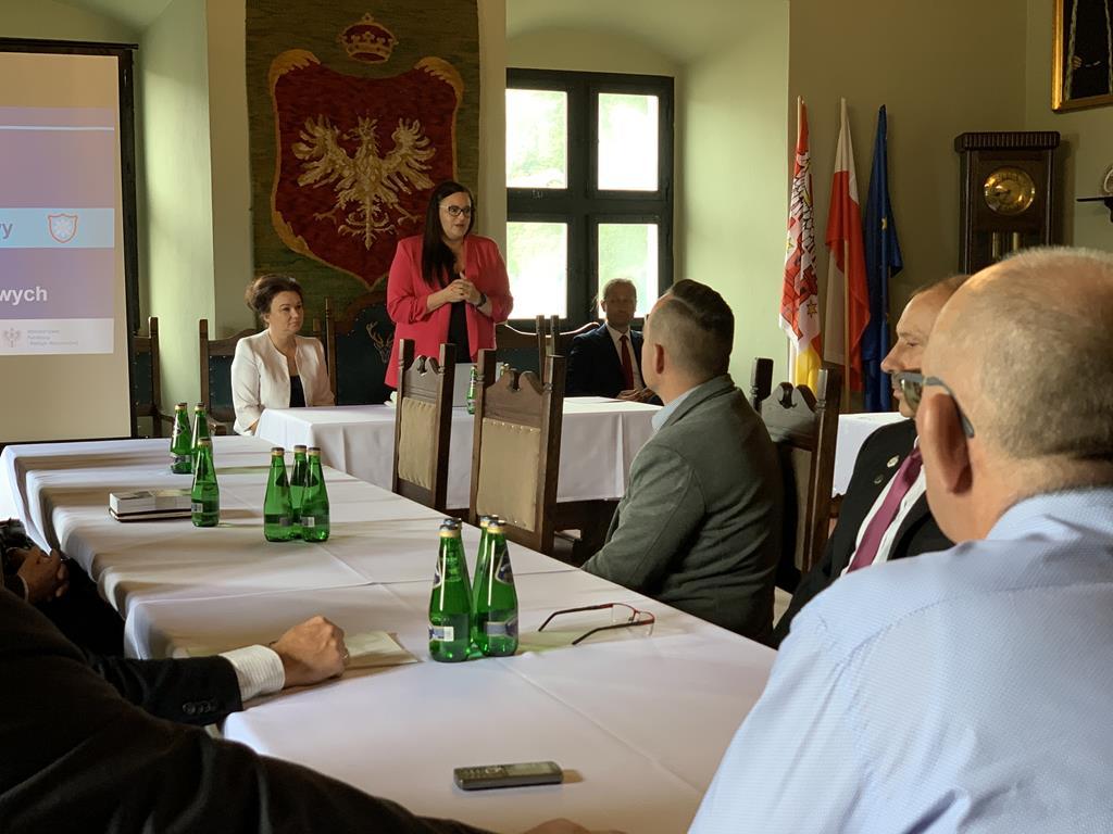 minister funduszy i polityki regionalnej Małgorzata Jarosińska-Jedynak - Kacper Witt