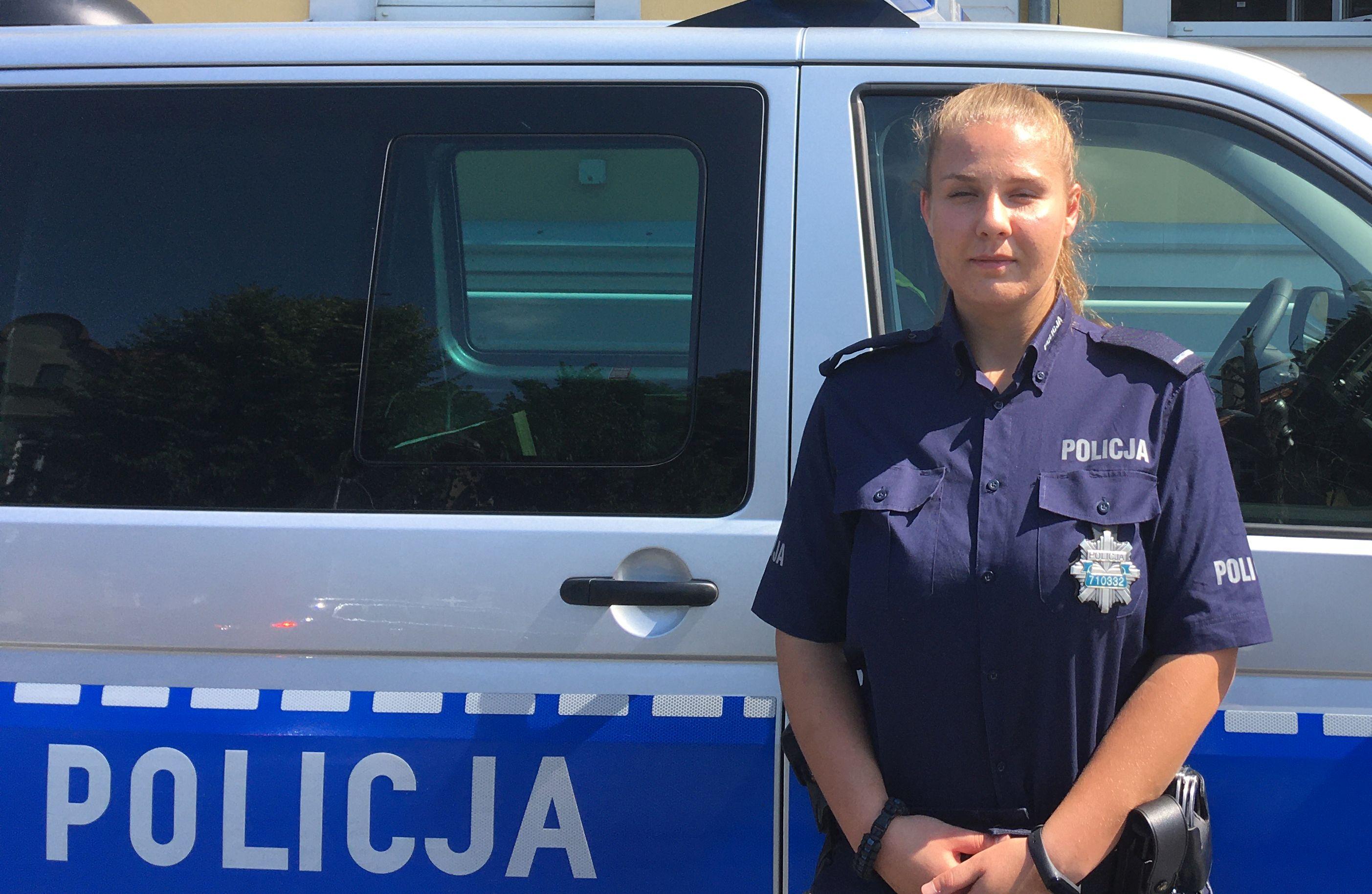 policja martyna wawrzyniak - Rafał Regulski