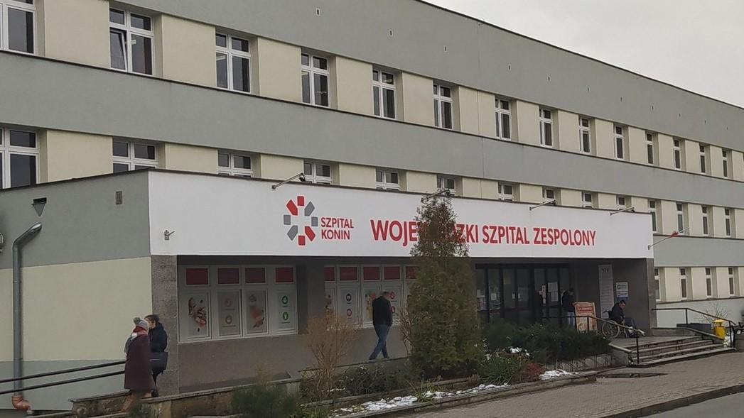 szpital wojewódzki konin - Sławomir Zasadzki