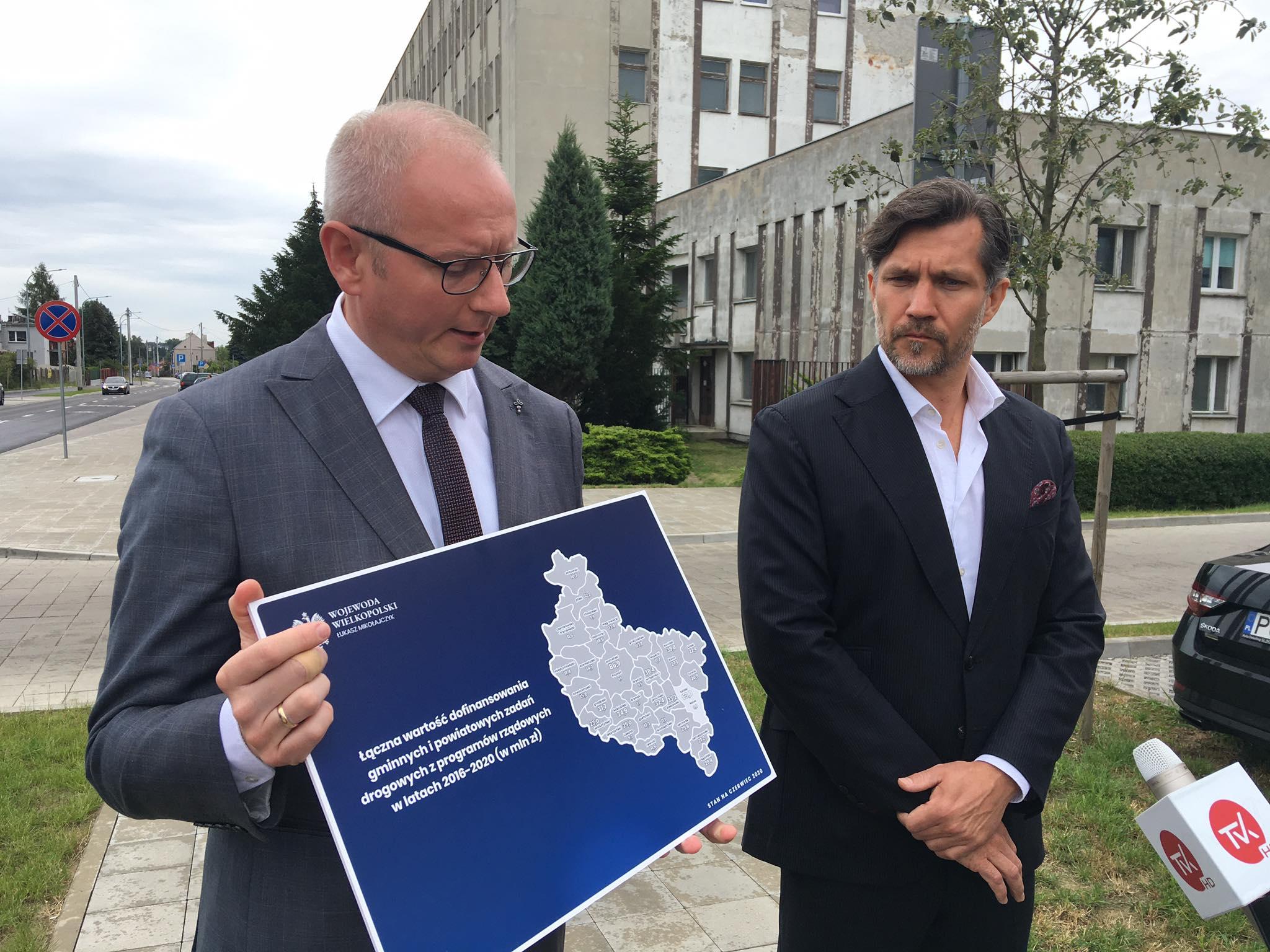 wojewoda w kaliszu fundusz dróg samorządowych - Jacek Butlewski