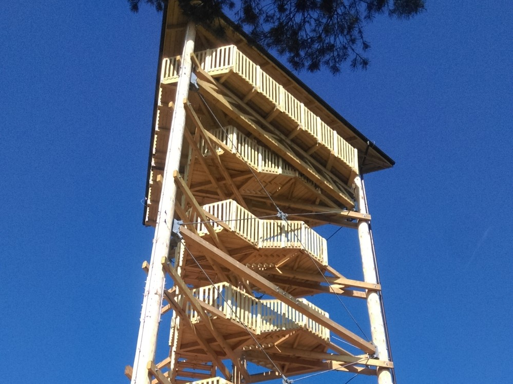wieża widokowa świętno - UM Wolsztyn
