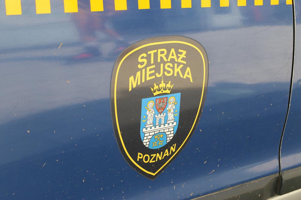 straż miejska detal - Leon Bielewicz - Radio Poznań