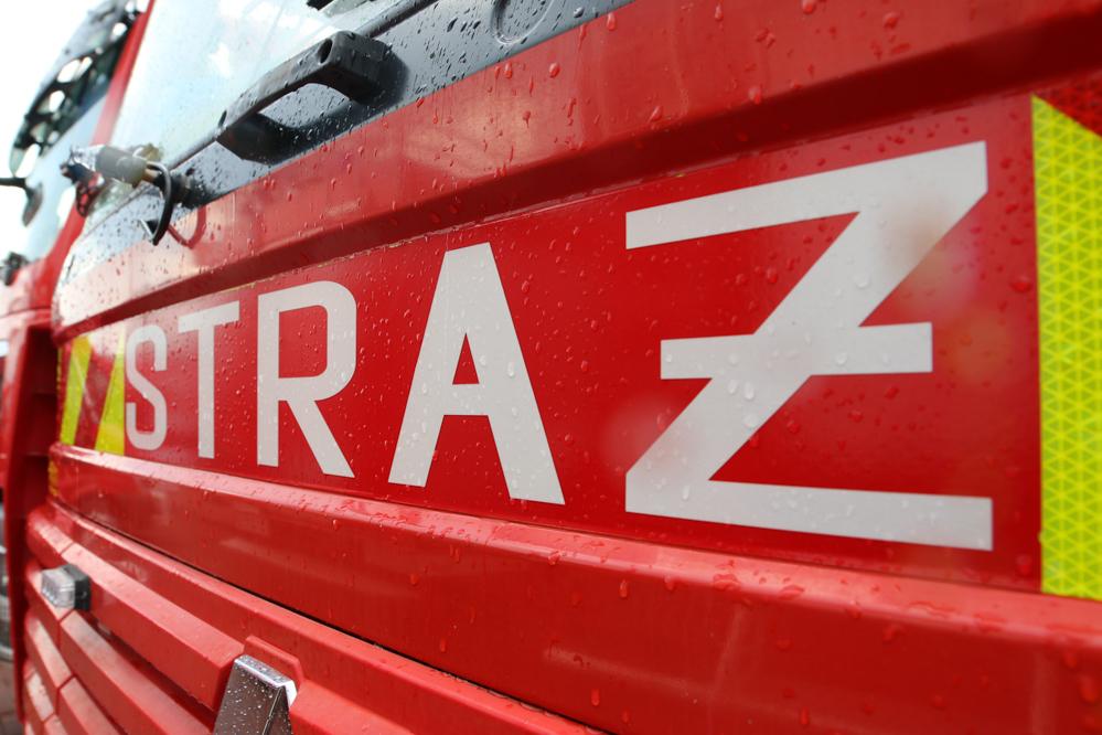 straż pożarna psp osp detal alarm - Leon Bielewicz - Radio Poznań