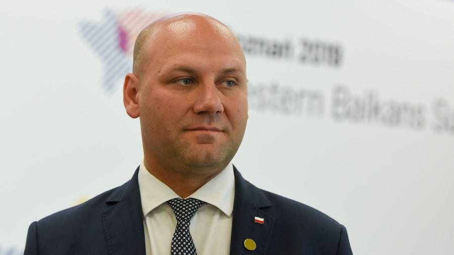 szymon szynkowski vel sęk - Wojtek Wardejn