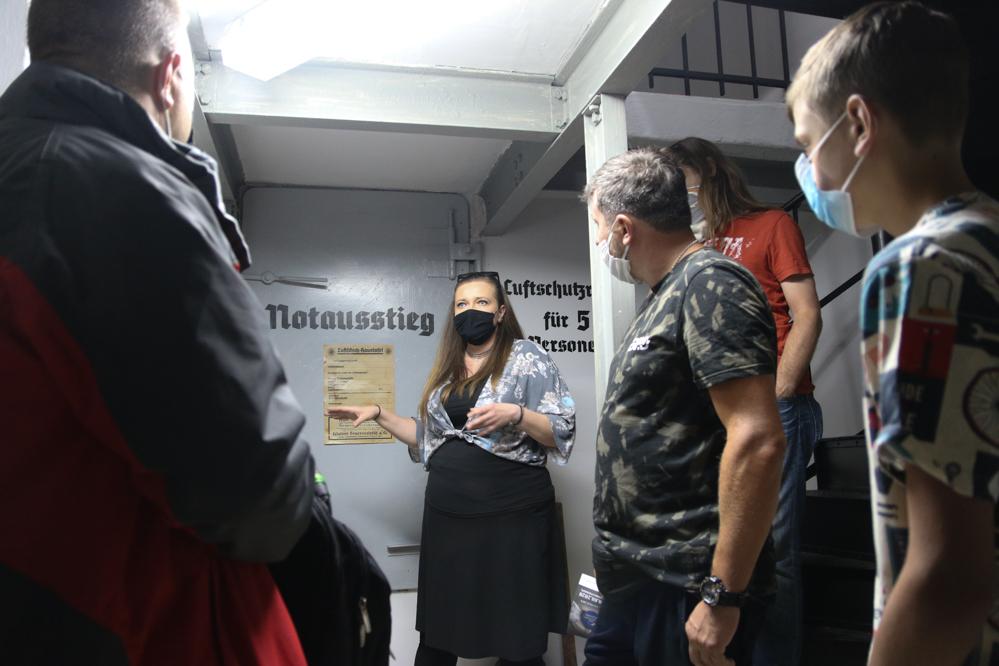 dni twierdzy schron greisera - Leon Bielewicz - Radio Poznań