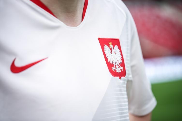 koszulka meczowa polska - PZPN
