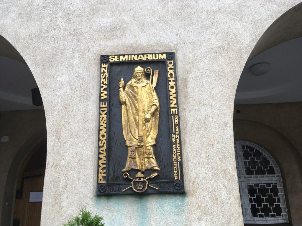 seminarium duchowne gniezno - Rafał Muniak