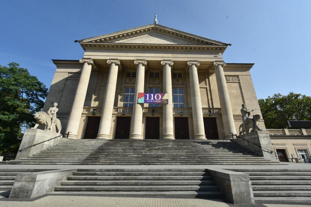 opera 100 lat - Wojtek Wardejn - Radio Poznań