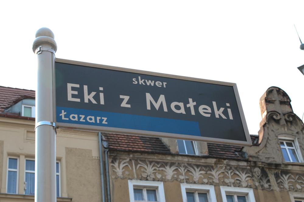 eki z małeki pożegnanie lata łazarz - Leon Bielewicz - Radio Poznań