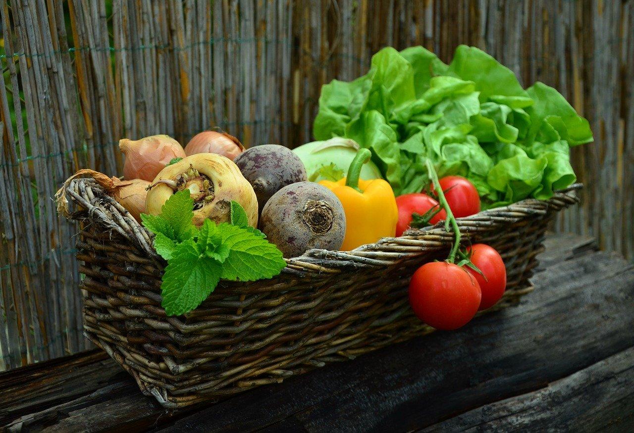 warzywa dieta - Pixabay
