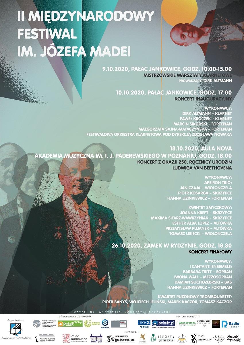 Plakat Festiwalu - Materiały prasowe