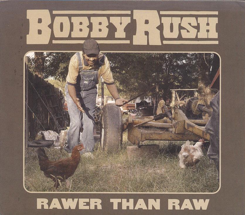 bobby rush - Okładka