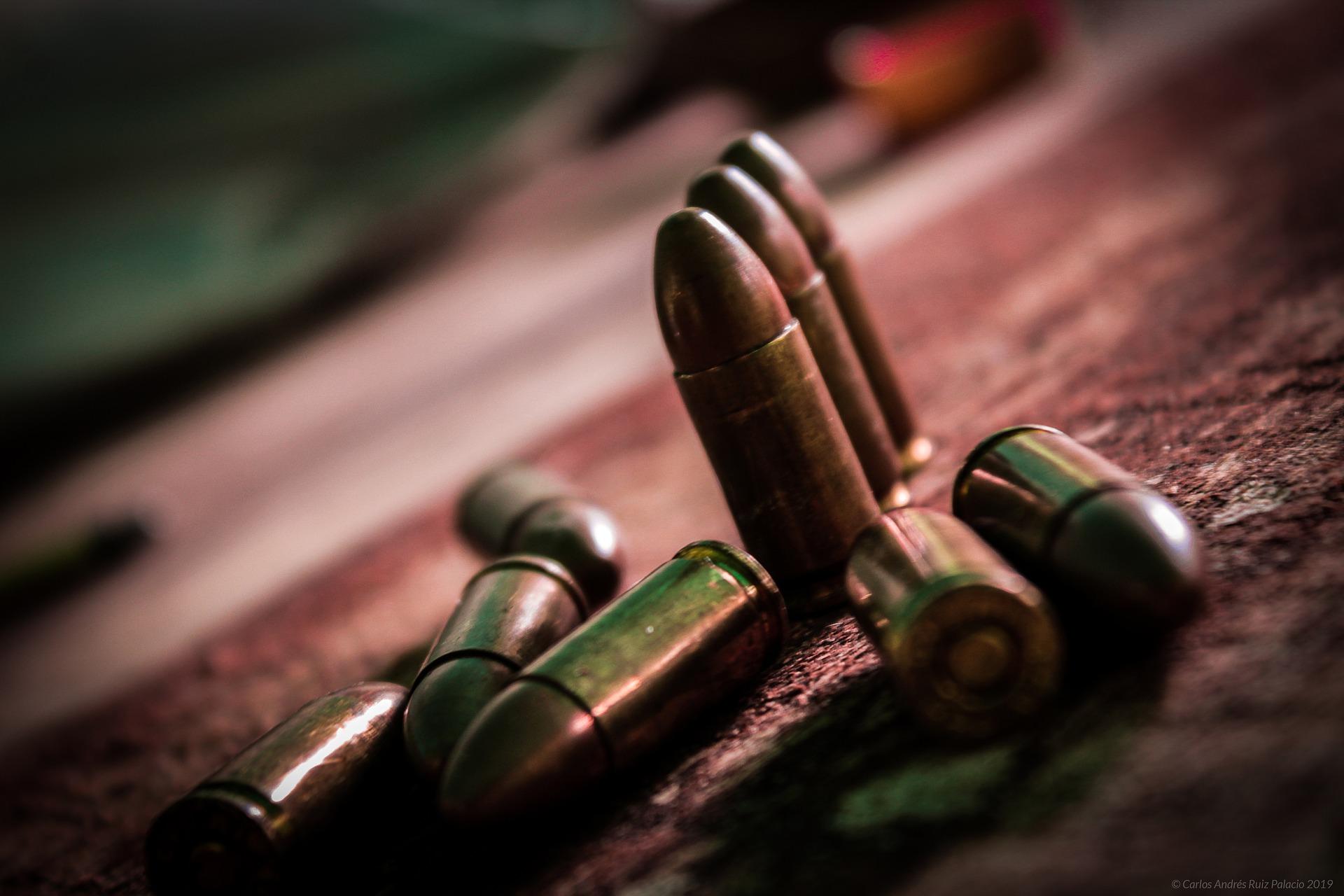 pocisk broń - Pixabay