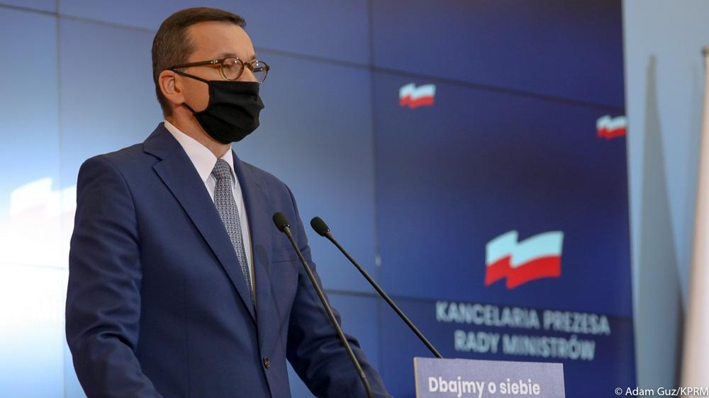 premier morawiecki - KPRM