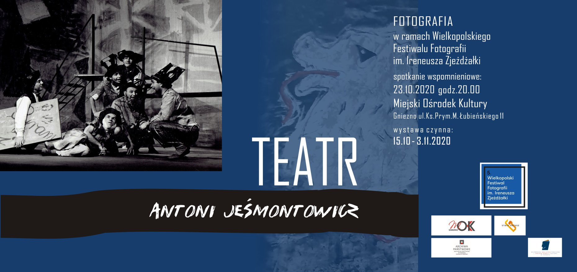 TEATR Jeśmontowicz - FB: Miejski Ośrodek Kultury w Gnieźnie
