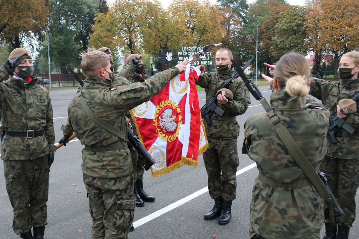 wot wojska obrony terytorialnej przysięga Leszno - 12. WBOT