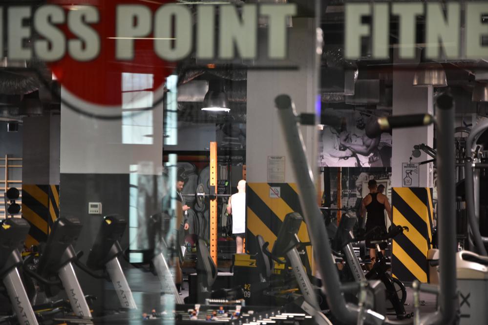 fitness klub poznań otwarty - Wojtek Wardejn