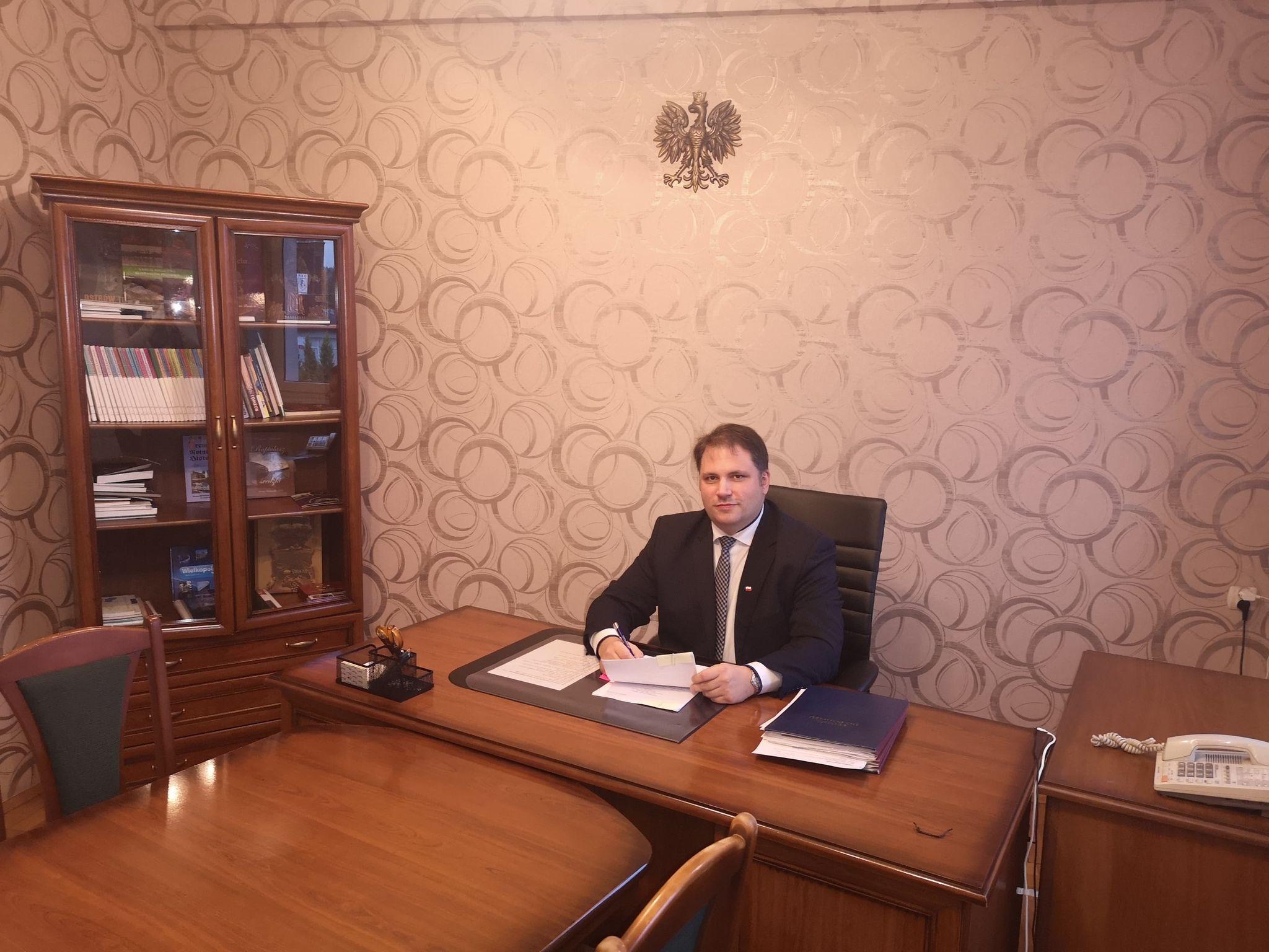 Jan Sulanowski Zaniemyśl - Urząd Gminy w Zaniemyślu