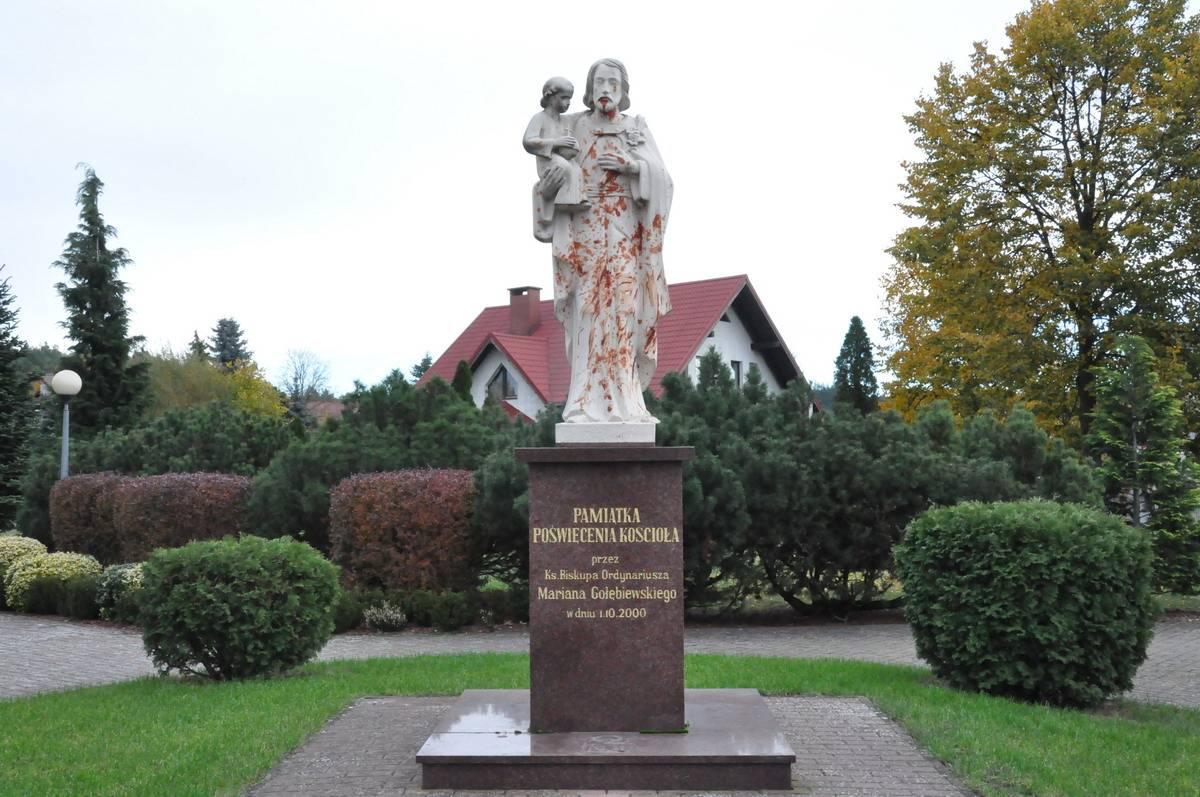 atak kościół piła - zycie.pila.pl