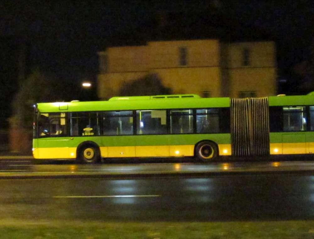 nocny autbus ztm - ZTM