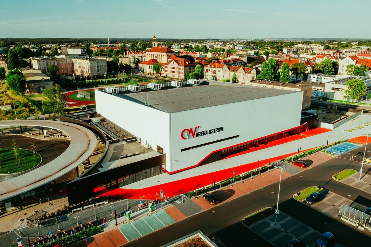 arena ostrów - Arena Ostrów