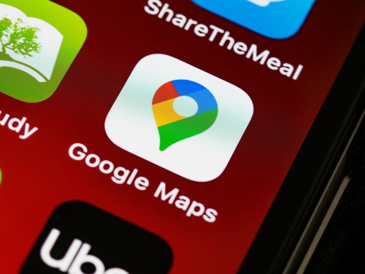 mapy google google maps aplikacja - Pexels
