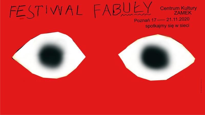 Festiwal Fabuły - baner - Centrum Kultury Zamek